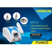 Professional Portable Nd Yag Laser Tattoo Removal Skin Rejuvanation Machine Manufactures