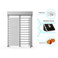 Buy cheap Spots Entertainment Used Full Height Turnstile With Water Resistance Function from wholesalers