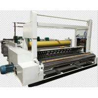Buy cheap Paper Slitter Rewinder Machine 5.5-11Kw 200m/ Min Speed Pneumatic Tightness Control from wholesalers