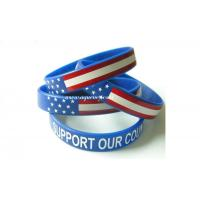 Buy cheap Custom printed rubber bands, Olympic rubber bands, Rainbow rubber bands from Factory from wholesalers