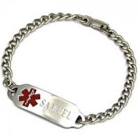 Fashionable Medical Id Bracelet
