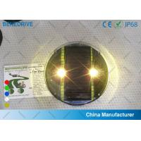 China Benedrive Plastic Road Light Embedded Solar Road Marker for Cycleway on sale