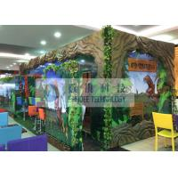 Wholesale Special 5D Theater System With Dinosaur Cabin And High Definition Screen from china suppliers