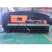 Buy cheap 0.55 Mpa Air Pressure CNC Punching Machine Stainless Steel Perforating Equipment from wholesalers