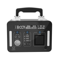Buy cheap Lithium Ion 300W 20.5Ah 14.8V AC Portable Generator from wholesalers