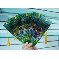 Buy cheap PLASTIC LENTICULAR Printed Waterproof 3D Lenticular Bookmark pvc pp pet 3D lenticular anime bookmark with tassel from wholesalers