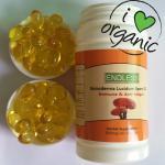 Buy cheap 500 mg immune & Anti-fatigue anti-cancer best organic herbal medicine ganoderma lucidum spore oil capsule from wholesalers