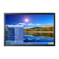 Buy cheap 2 Point Infrared Touch Screen Monitor Lcd Touch Screen Display With Speakers from wholesalers