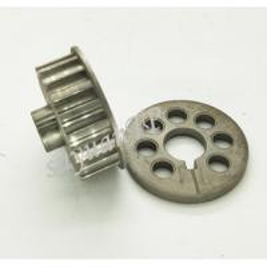 China Crankshaft Gear Drive Belt Idler Pulley Engine Timing Control 8200073935 on sale