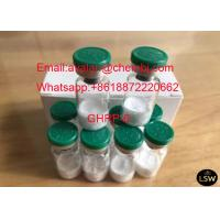 Buy cheap Pharmaceutical Grade Human Growth Hormone Peptide GHRP-6 White Freeze Dried Powder from wholesalers