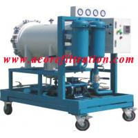 Coalescence-separation type Diesel Fuel Oil Filtration Machine Manufactures