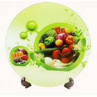 Buy cheap Disposable Multi Coloured Chopping Boards / FDA Tempered Glass Cutting Board from wholesalers