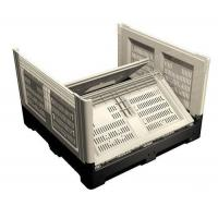 Buy cheap Used Collapsible Plastic Pallet Boxes For Fruits And Vegetables from wholesalers