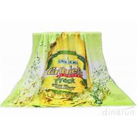 Buy cheap 21S Cotton Cut Pile Custom Printed Beach Towels for Adults75*150cm from wholesalers