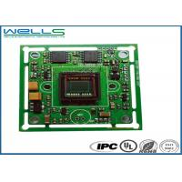 Buy cheap FR4 Base Material Fast PCB Assembly 1OZ Copper Rohs UL Certification from wholesalers