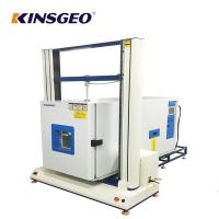 Buy cheap High  Low Temperature Testing Chamber With Panasonic AC Servo Motor Drive from wholesalers