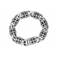 Buy cheap Clover Stainless Steel Bangle Bracelets , Enameled Stainless Steel Magnetic Bracelets from wholesalers