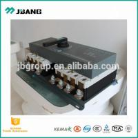 Buy cheap Plastic Power Distribution Switchgear 100A 800A Dual Generator Automatic Transfer Switch from wholesalers