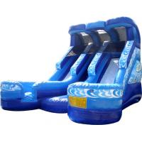 Buy cheap 2011 hot inflatable water slide from wholesalers