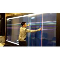 Buy cheap 180 / 350 inch Outdoor Infrared Touch Panel Vandal-Resistant Screens For Catalogs from wholesalers