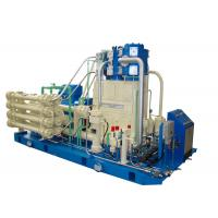 Buy cheap High Performance CNG Gas Compressor , Piston Type Gas Compressor Station from wholesalers