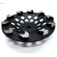 "Buy cheap 7"" Arrow Segment Diamond Cup Wheel from wholesalers"