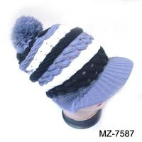 Buy cheap Fashion Hat (MZ-7587) from wholesalers