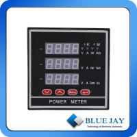 Wholesale Three phase Electric energy meter watt-hour meter and smart meter with multifunction from china suppliers
