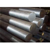 Buy cheap Carbon Steel Rod Diameter 168mm High Wear Resistance Heat Treatment from wholesalers