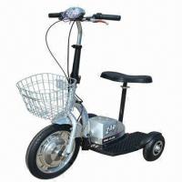 Buy cheap Electric Foldable Tricycle with Lithium Battery from wholesalers