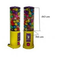 Buy cheap gumball vending machine coin operated candy dispenser candy vending machine from wholesalers