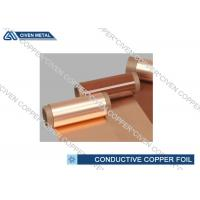 Buy cheap Shielding Industry ED Conductive Copper Foil for transformer , mobile phone from wholesalers