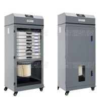 750W Electronic Solder Fume Extractor with high efficiency filtering for the electricity factory Manufactures