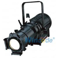 China 150W LED Ellipsoidal Profile Spotlight LED Studio Light For Broadcast Studio Telecine 3200K / 5600K on sale