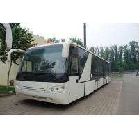 Wholesale Large Capacity Low Carbon Alloy Body Airport Passenger Bus Ramp Bus DC24V 240W from china suppliers