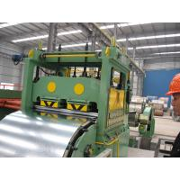 Buy cheap Cut To Length Line Machine , Galvanzied Steel Coil Cutting Machine Stable from wholesalers