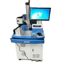 Wholesale 10 Watt UV Laser Marking Machine , UV Fiber Laser With Mobile Phone Screen from china suppliers