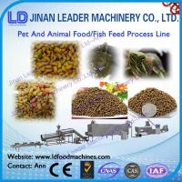 Buy cheap pet food processing line pet food processing equipment food industry machines from wholesalers