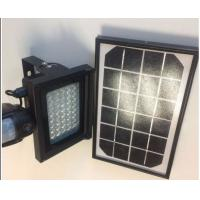 Buy cheap HD Outdoor Solar Powered Wireless Security Cameras With 720P Resolution from wholesalers