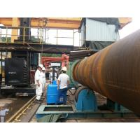 80Kw Preheating Induction Hardening Machine For Structural Steel Tube to 300°F Manufactures
