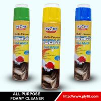 Buy cheap Multi Purpose Foam Car Care Products Dashboard Cleaner Spray Non - Abrasive from wholesalers