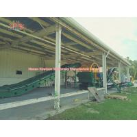 Buy cheap CE Approved Tire Shredding Machine Tyre Recycling Equipment Three Phase from wholesalers