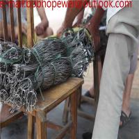 Buy cheap rope fence net/stainless steel cable net/rope fence netting/stainless steel wire rope fence/steel cable netting from wholesalers