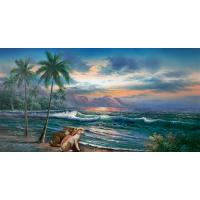 "Buy cheap 1.5m / 59"" Wide, 385g Pure Cotton, 240g Polyester Oil Painting Canvas Printing Service from wholesalers"
