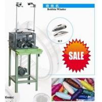 Buy cheap Wire Sewing Pirn Bobbin Winding Machine Two Spindles For Suitcases , Garments from wholesalers
