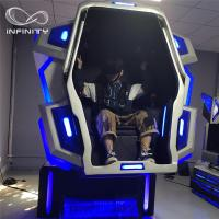 Wholesale Funny Experience 9D VR Motion Simulator Full Immersive Amusement 4KW from china suppliers