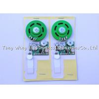 Custom Sound Pull Tag Musical Greeting Card Sound Module for holiday gift Manufactures