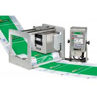 Buy cheap 220V TTO Intermittent thermal transfer ribbon printer for 2D barcode printing from wholesalers