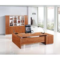 Buy cheap MDF Office Desk Wooden Furniture Melamine Office Furniture Executive Table Simple Design from wholesalers