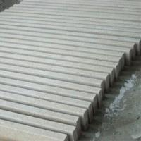 Buy cheap China Beige Granite Curb, Kerb, Polished, Honed, Flamed Finish from wholesalers